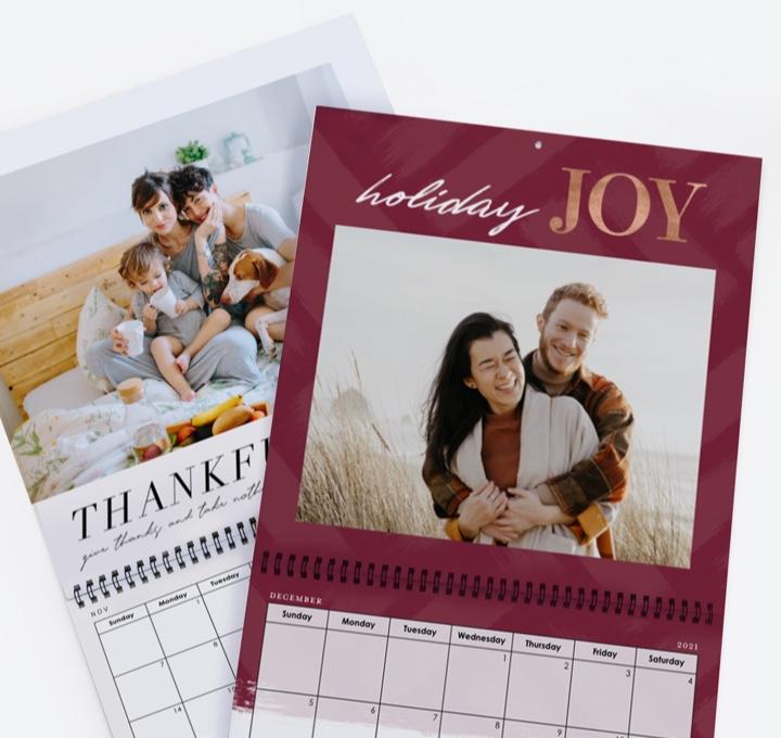 Memorable Calendars