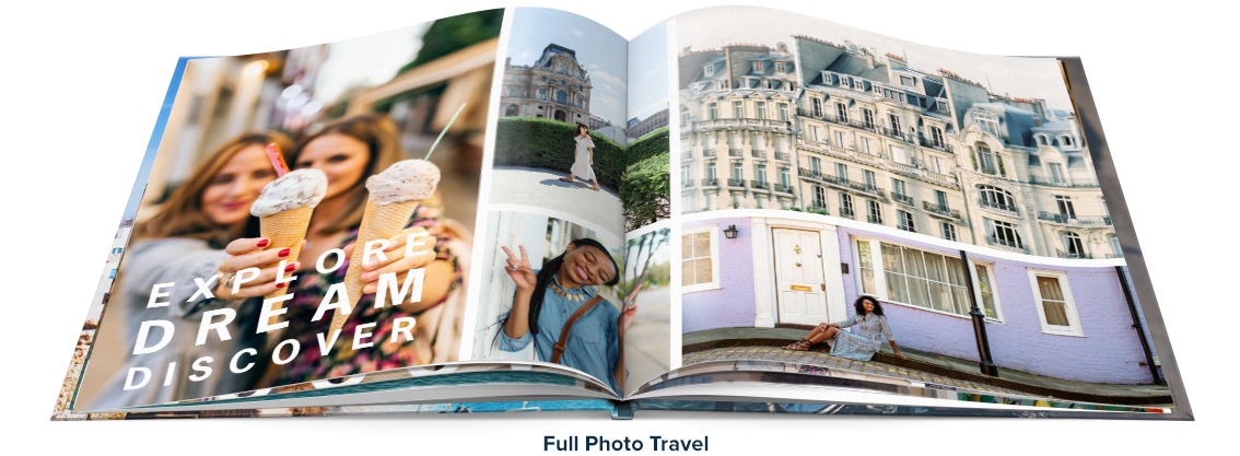 Make Photo Books For every occasion