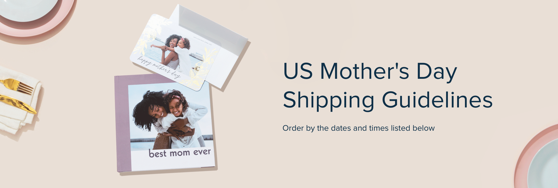Get Your Mother's Day Gifts In Time