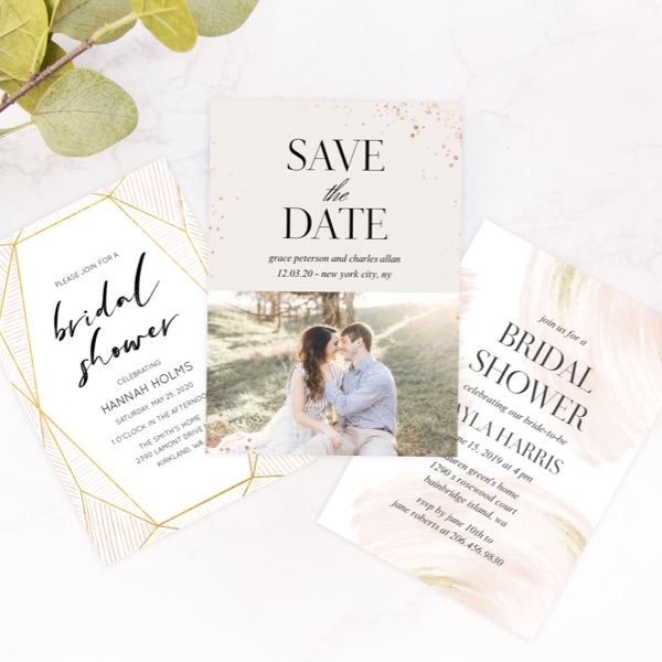 Wedding Cards & Invitations