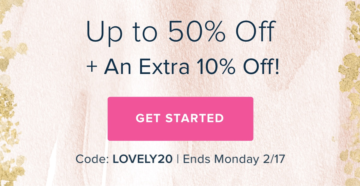 Mixbook | Up to 50% Off + An Extra  10% Off with code LOVELY20. Offer ends Monday, February 17.