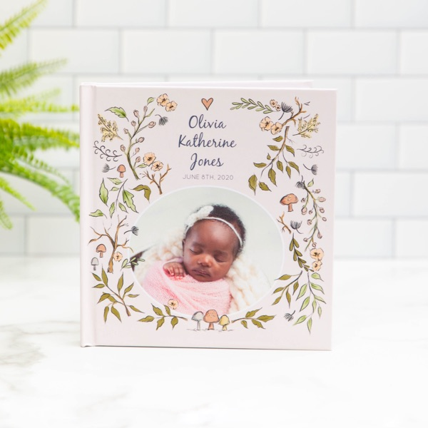 Sweet Baby Girl By Lily & Val