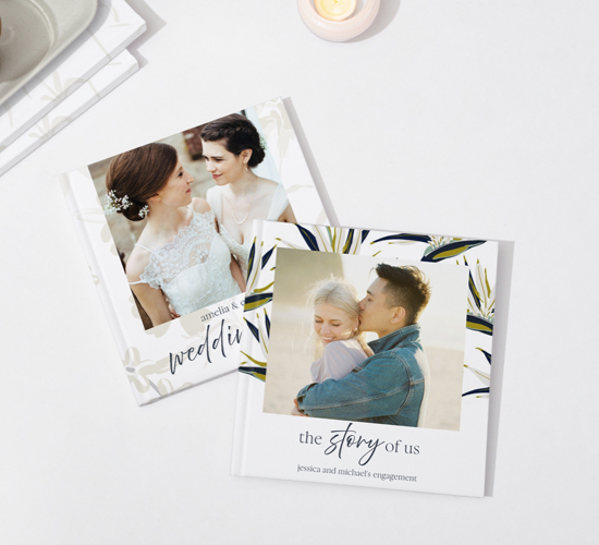Small Wedding Album Ideas