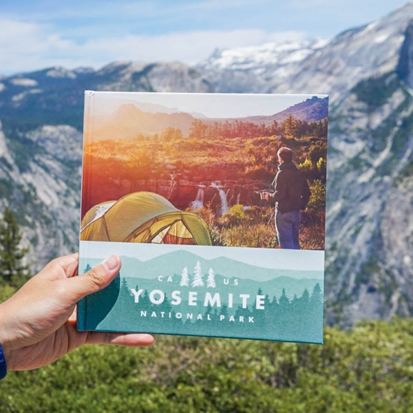Minimalist National Parks