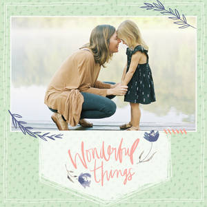 Wonderful Things by Bonnie Christine
