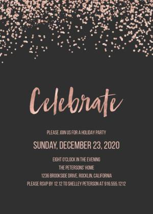Celebrate Holiday Party