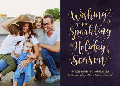 Sparkling Holiday Season