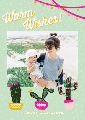 Warm Wishes by Damask Love & Black Lamb Studio