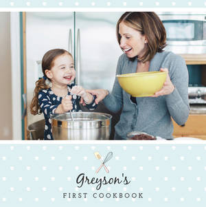 Custom Recipe Book by Magnolia Bakery