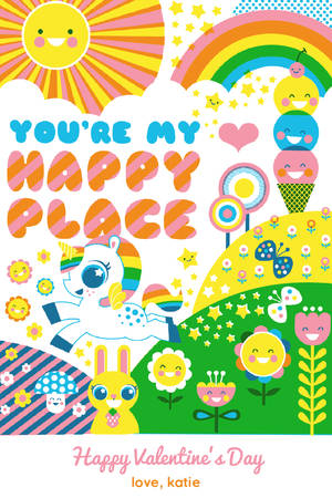 Happy Place by Hello!Lucky
