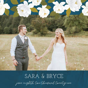 Raleigh Floral Wedding by 1canoe2