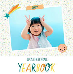 Cheerful Days Kids Yearbook by Oh Joy!