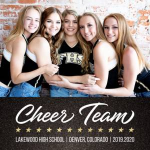 Cheerleading Photo Book