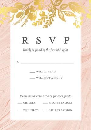 Wedding Response Cards.Custom Rsvp Cards And Wedding Response Card Templates Mixbook