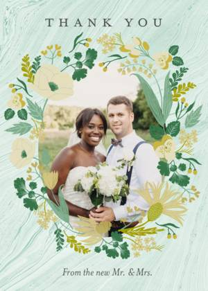 Spring Florals Wedding by The House That Lars Built