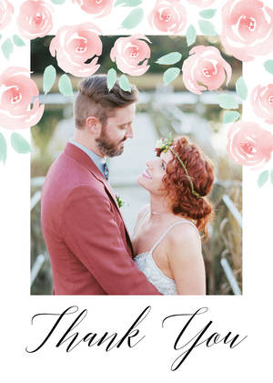 Pink Floral Wedding by Martha Stewart
