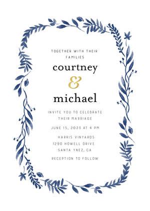 Photo Wedding Invitations Create