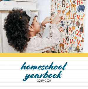 Homeschool Yearbook