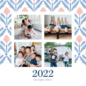 Serene Photo Calendar by Martha Stewart