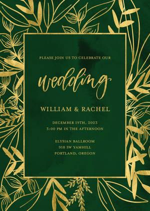 Photo Wedding Invitation Maker