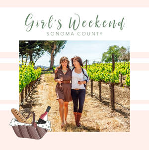 Girl's Weekend Trip by Poppy and Gray Co
