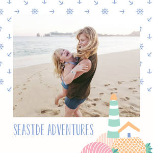 Seaside Adventures by The Tiny Garden