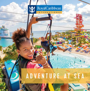Royal Caribbean Adventure at Sea