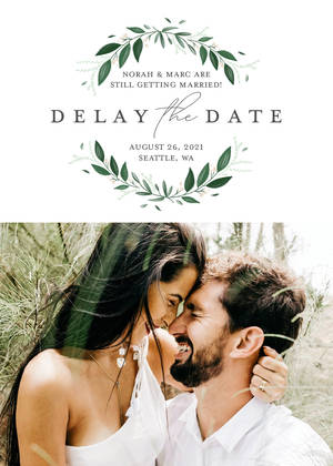 Delay the Date Greenery