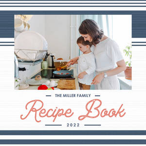 Recipe Photo Book by Martha Stewart