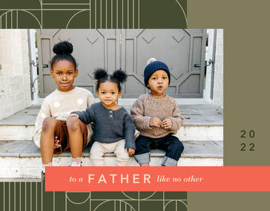 Mod Patterns Father's Day
