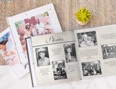 Family Memory Books