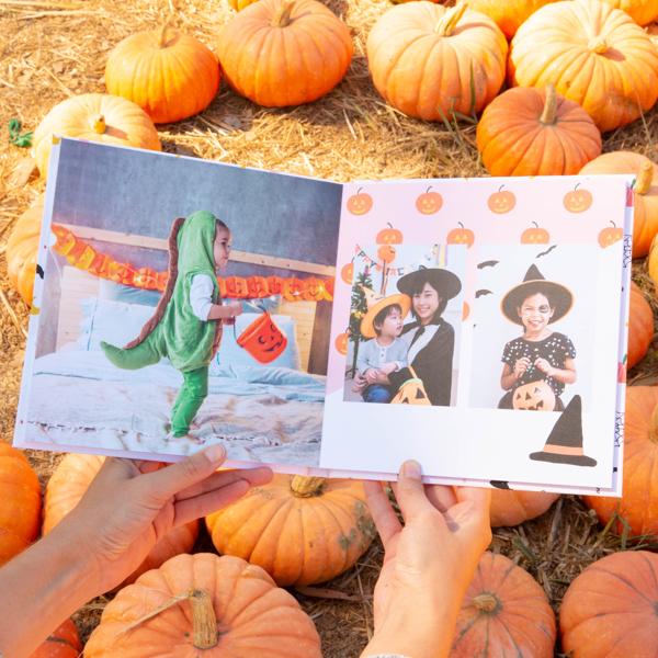 Fall Photo Books