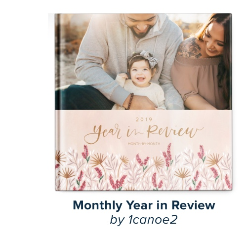 Monthly Year in Review by 1canoe2