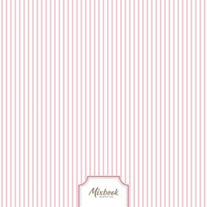 Pink Baby Monogram