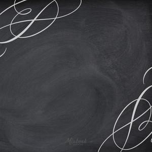 Elegant Chalkboard