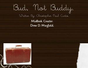 Bud Not Buddy Education Photo Book
