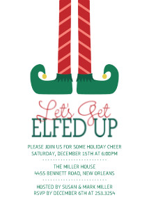Let's Get Elfed Up!