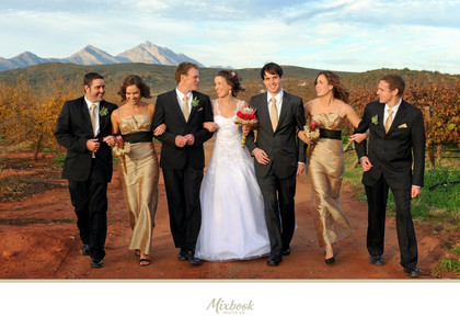 Wedding Announcement Initials