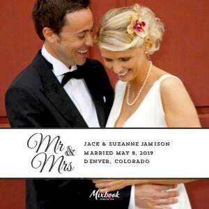 Mr. & Mrs. Collage
