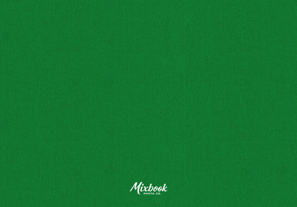 Emerald Flourish Frame