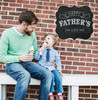 Fathers Day Chalk