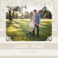 Shabby Chic - Guest Book