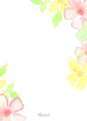 Bridal Watercolor
