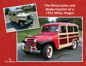 Willys Wagon Interests Photo Book