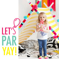 Let's Paryay! by Jenni I Spy DIY