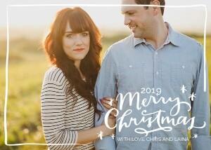 Merry Christmas by Studio Calico