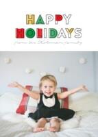 Happy Holidays by Studio Calico