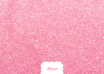 Pink Glitter Party