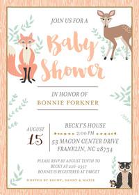 Baby Shower By Bonnie Christine