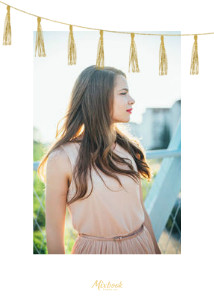 Golden Graduation Tassels